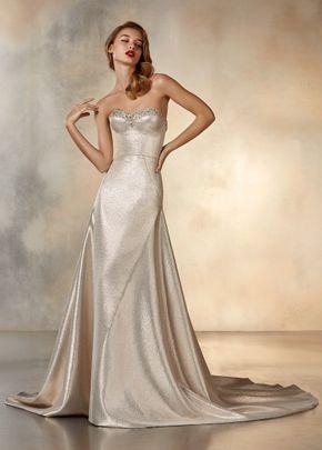 Y11724 - ADELINE, Mon Cheri Bridals