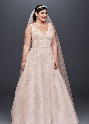 8001042 curvy, David's Bridal