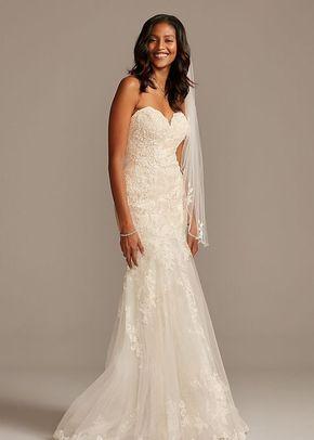 WG3988, David's Bridal