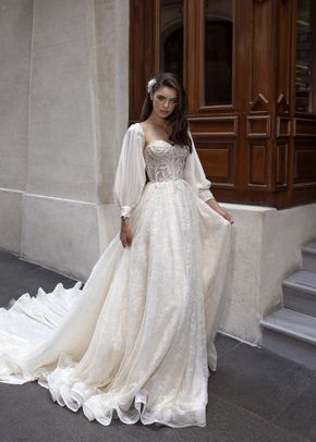 monica, Dovita Bridal