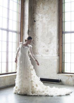 Vestidos Leila Hafzi