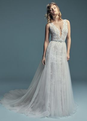 Hailey / Marie, Maggie Sottero