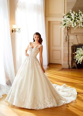 217202 , Mon Cheri Bridals