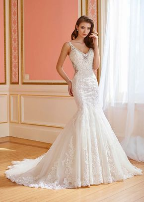 217224 , Mon Cheri Bridals