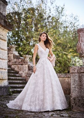 218219, Mon Cheri Bridals