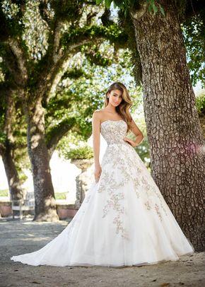 218227-IV, Mon Cheri Bridals