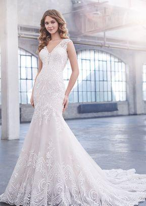 219219, Mon Cheri Bridals