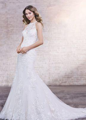 219220, Mon Cheri Bridals