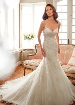 Y11707 - Margot  , Mon Cheri Bridals
