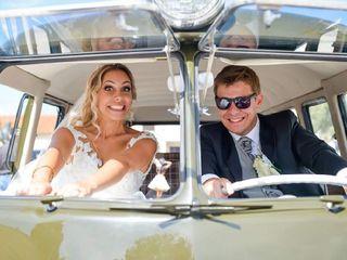 O casamento de Rita e Pedro