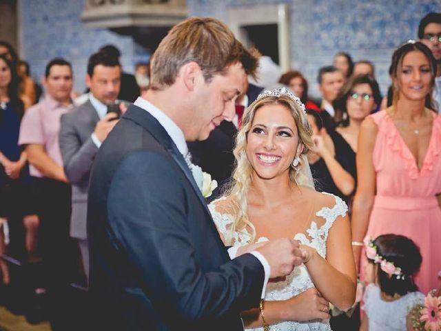 O casamento de Pedro e Rita em Samora Correia, Benavente 1
