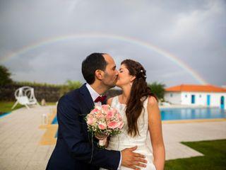 O casamento de Lissa e Nuno