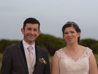 O casamento de Cátia e Roberto