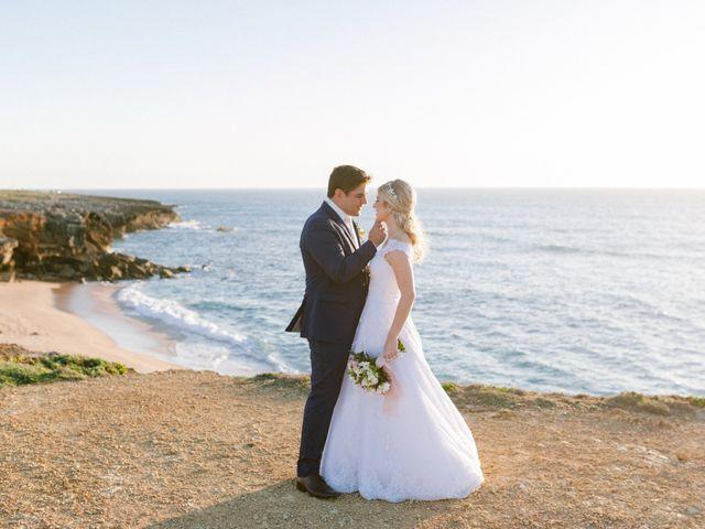 O casamento de Lelia e José
