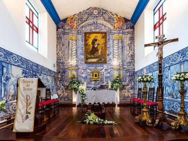 O casamento de Eduardo e Joana em Funchal, Madeira 45