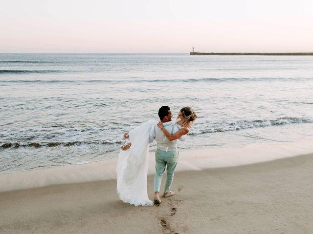 O casamento de Yoan e Laura em Azurara, Vila do Conde 71