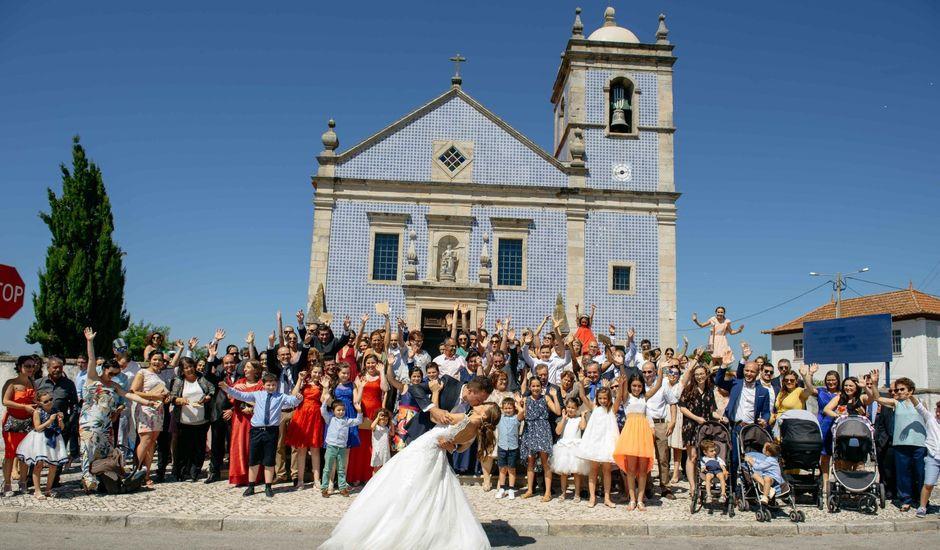 O casamento de Celine e Filipe em Bunheiro, Murtosa