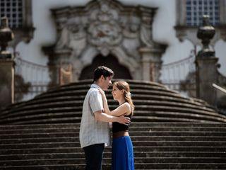 O casamento de Luisa e Ricardo 1