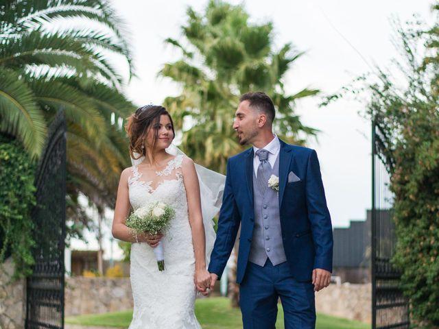 O casamento de Alina e Sergiu