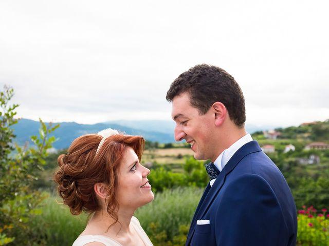 O casamento de Rosana e Fábio