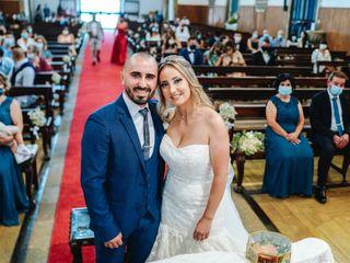 O casamento de Rafaela e Rui