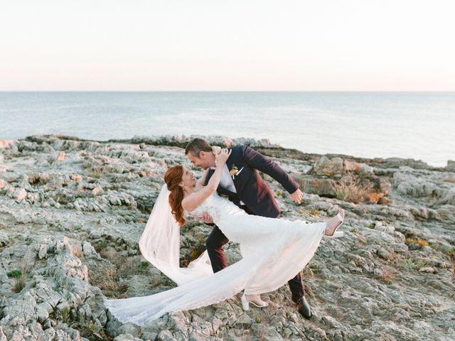 O casamento de Caeli e Scott