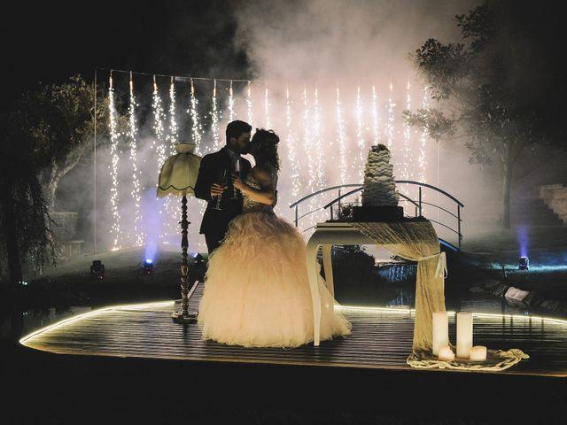 O casamento de Elsa e Jorge