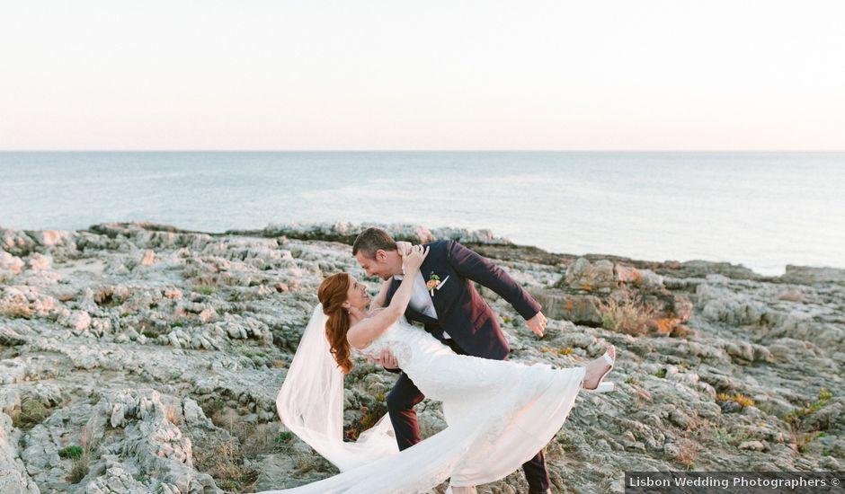 O casamento de Scott e Caeli em Cascais, Cascais