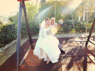 O casamento de Débora e Judson