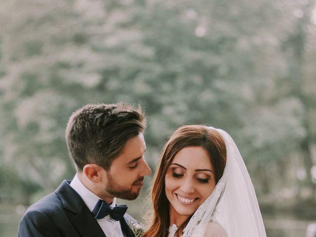 O casamento de Amélia e Tiago