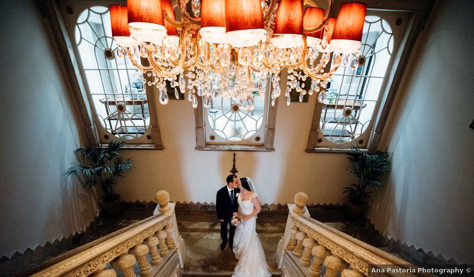 O casamento de João Pedro e Annette em Lousã, Lousã