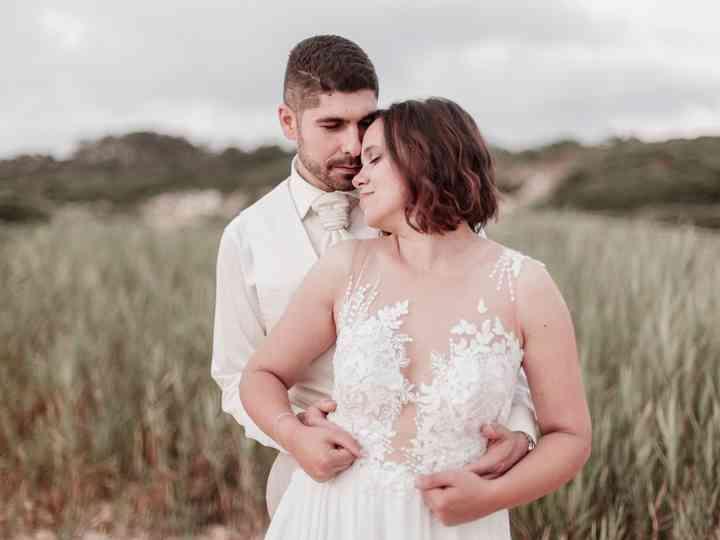 O casamento de Silvia e Jorge