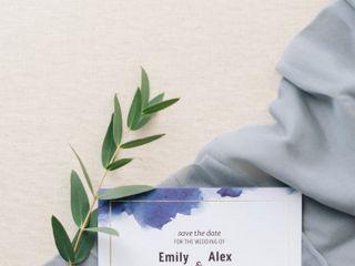 O casamento de Emily e Alex 3