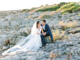 O casamento de Emily e Alex