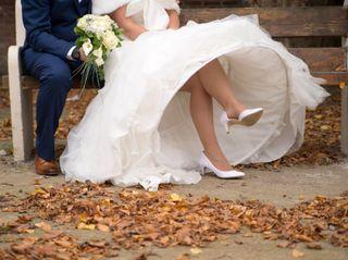 O casamento de Laura e Arnaud