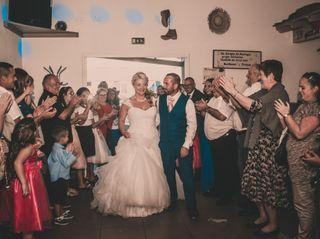 O casamento de António e Cindy 1