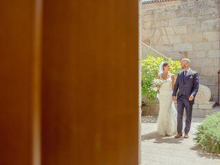 O casamento de Cátia e Vítor