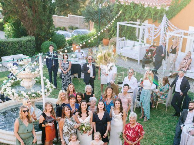 O casamento de Alex e Emily em Cascais, Cascais 18