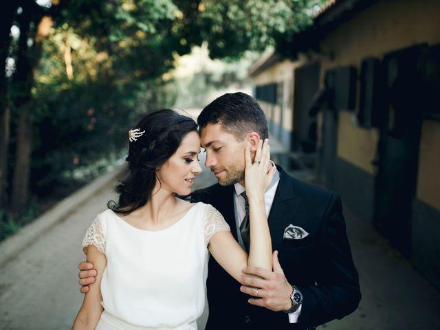 O casamento de Joaquim e Maria em Aveiras de Cima, Azambuja 2