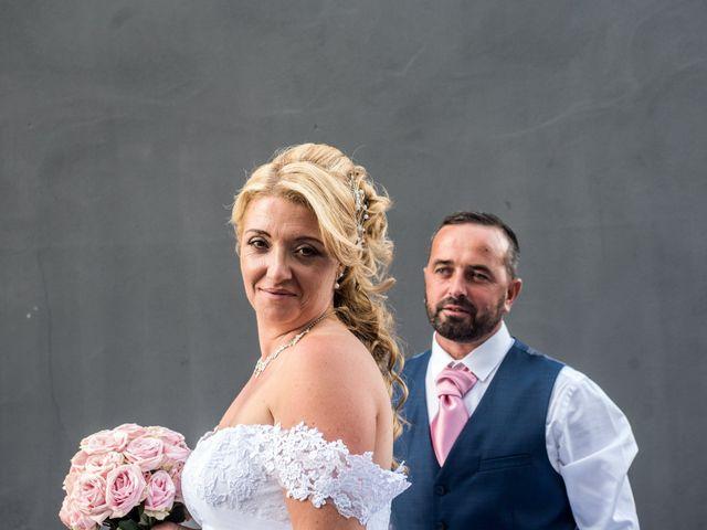 O casamento de António e Cindy