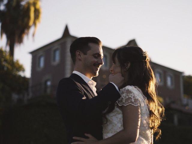 O casamento de Cristina e Tiago