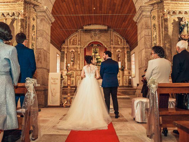O casamento de Tito e Ana em Vilarinho da Castanheira, Carrazeda de Ansiães 5
