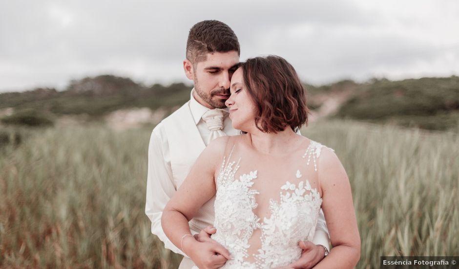 O casamento de Jorge e Silvia em Marinha Grande, Marinha Grande