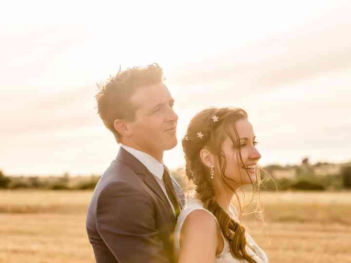 O casamento de Silvia e Julien