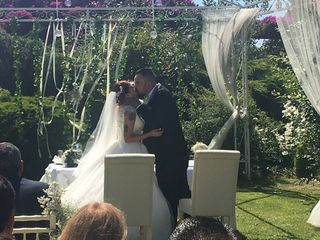 O casamento de Patricia  e Bony  1