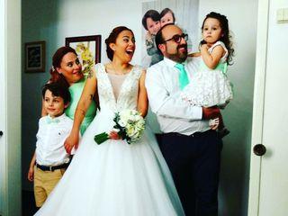 O casamento de Patricia  e Bony  2
