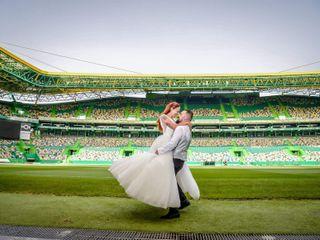 O casamento de Patricia  e Bony
