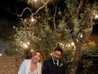 O casamento de Maria e Rafael 1