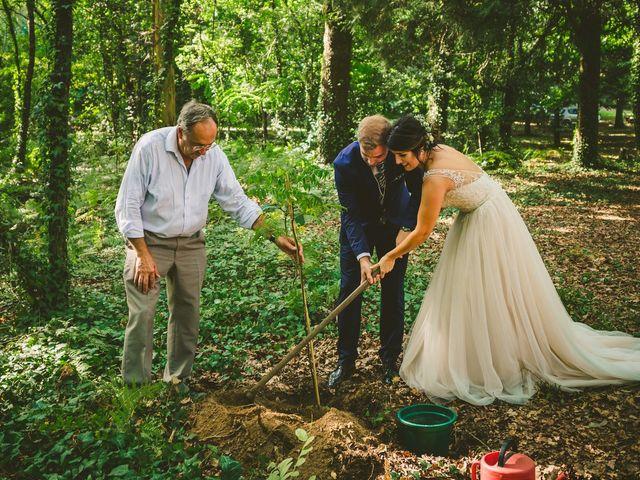 O casamento de Fábio e Géssica em Alquerubim, Albergaria-a-Velha 73