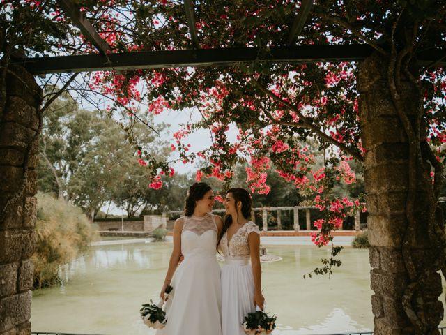 O casamento de Beatriz e Lúcia